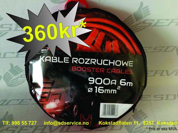 start kable